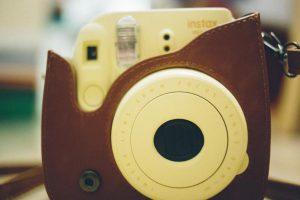 Fuji Instax Mini 8 - Sofortbildkamera