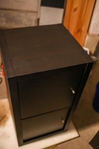 Fotobox mit Ikea Kallax