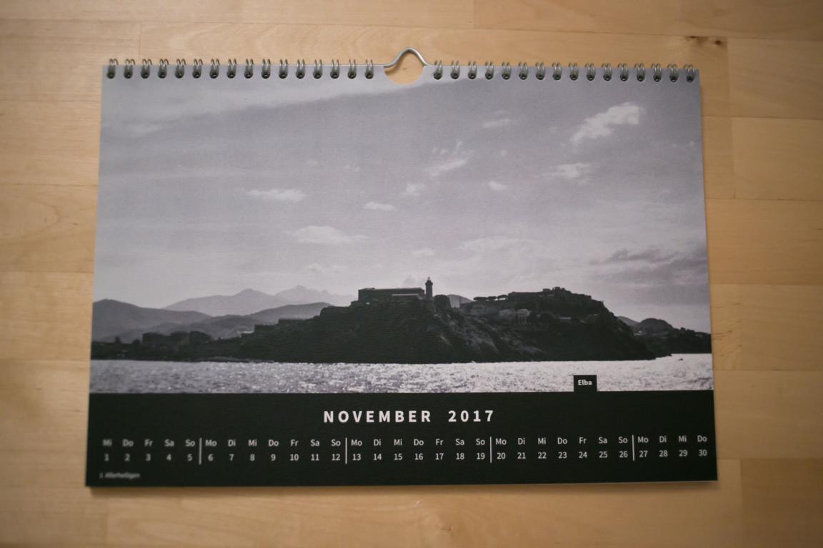 Kalender Toskana